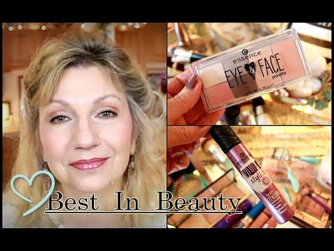 Best Drugstore Makeup of 2017 - Best in Beauty for Mature Women