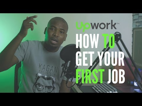 How to Get Your First Job on Upwork
