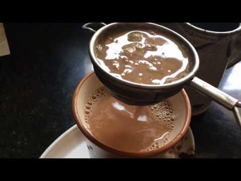 How to make Masala tea in microwave ( Aparna 's MAGIC episode 3)