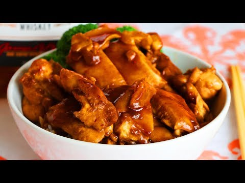 AWESOME Bourbon Chicken Recipe 波旁雞 CiCi Li
