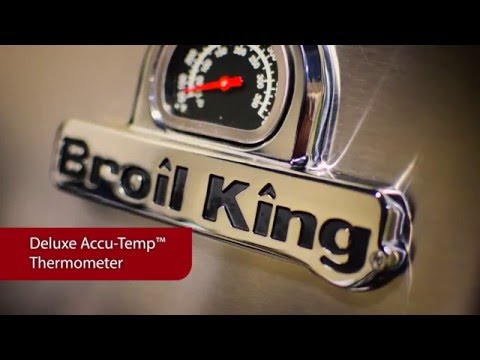Broil King Monarch 320 Series Gas Grill - Goemans Product Spotlight