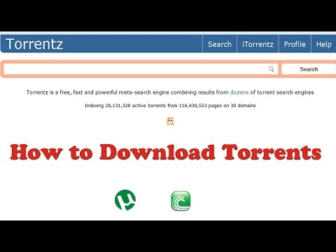 How to Download Torrent Files