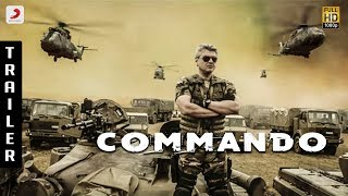 Commando Kannada Official Trailer | Ajith Kumar | Siva | Anirudh Ravichander
