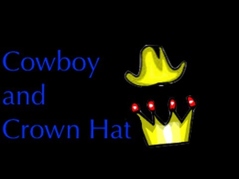 Platform Racing 2 - How to Get Crown and Cowboy Hat