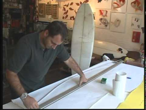 HOW TO MAKE A SURFBOARD by Dirk Westphal