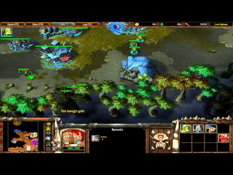 Warcraft 3: Reign of Chaos - Orc 03 - Cry of the Warsong