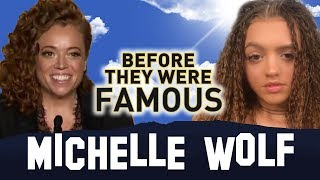 MICHELLE WOLF | Before They Were Famous | White House Correspondents Dinner