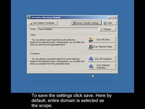 Active Directory Reporter  User Accounts Reporter  Old Account Reporter