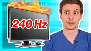 HOLY CRAP 240Hz - BenQ XL2540 Monitor