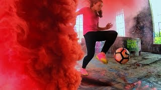 Gopro: Freestyle Soccer With Indi Cowie