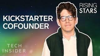 Neil deGrasse Tyson And Kickstarter Cofounder Yancey Strickler Talk Crowdfunding Origins