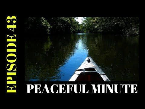 Peaceful Minute ~ Episode 43 ~ Church Bells along the Blackstone River ~ Millville Ma