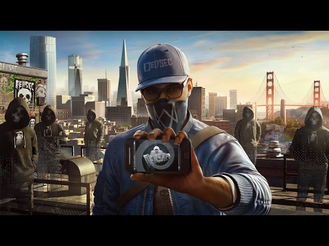 How To download Watch Dogs 2 in 20gb For free!