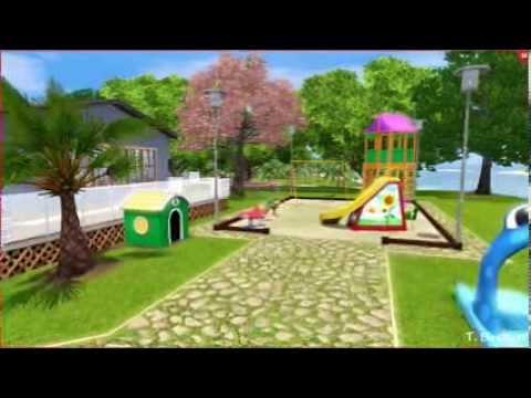 The Sims 3 | The Beach House - House Tour