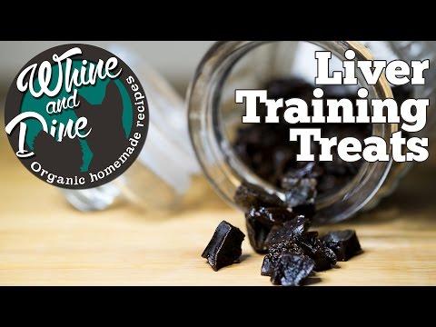 Liver Bites | Homemade Dog Training Treats