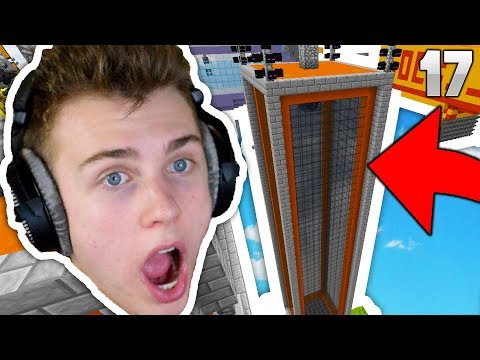 EASiEST AUTOMATiC MOB FARM TO MAKE! (Minecraft OP SkyBlock) EP. 17