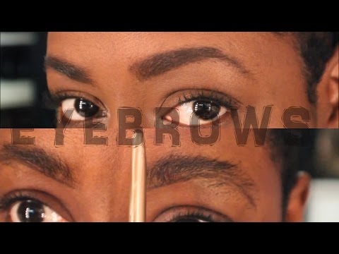 How to Shape a Natural Eyebrow No Concealer Needed