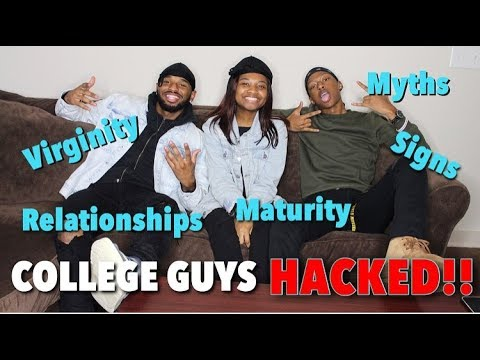 What College Guys Look For In A Girl!!