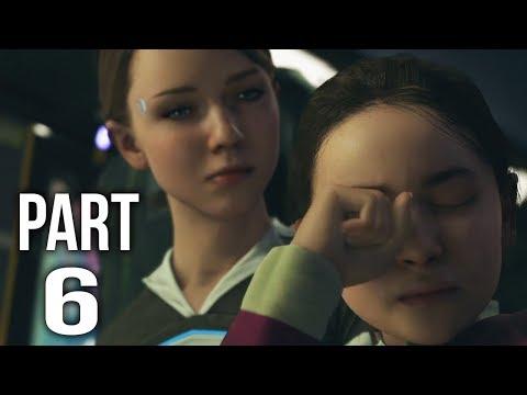 DETROIT BECOME HUMAN  Gameplay Walkthrough Part 6 | Desperation