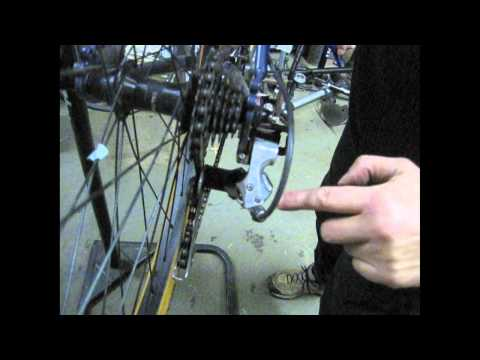 If your bike chain keeps falling off...