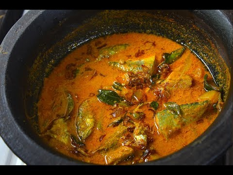 [Very Easy] Mangayitta Ayala Curry (Indian Mackerel Curry with Raw Mango and Coconut milk)