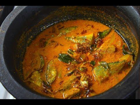 [Very Easy] Mangayitta Ayala Curry (Indian Mackerel Curry with Raw Mango and Coconut milk)