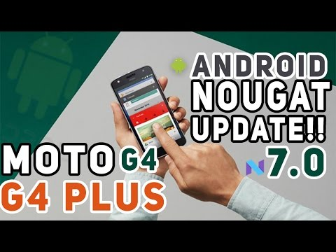 Motorola Moto G4, Moto G4 Plus Get Android 7.0 Nougat Update in India [How to install]