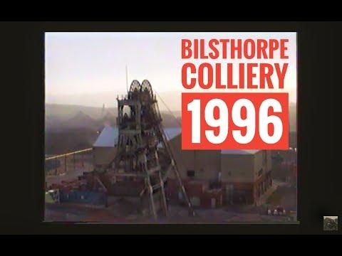 Bilsthorpe Colliery 1996
