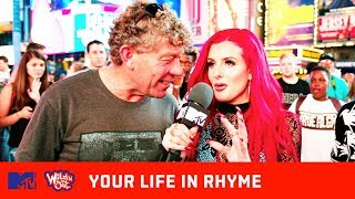 Justina Valentine Gives This Guy One Night In Paradise 💃 | Your Life In Rhyme | Wild 'N Out