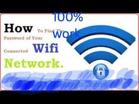 wifi ka password kaise pata kare || How To Know WiFi Password in hindi(SOMETHING NEW)