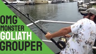 OMG! 500lb  Monster Fish From Land! Ramp Monsters