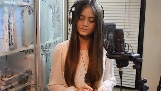 """""""Say Something"""" A Great Big World & Christina Aguilera (Cover by Jasmine Thompson)"""