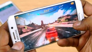 Samsung Galaxy S6 Edge - Gaming Test (in 60 FPS)