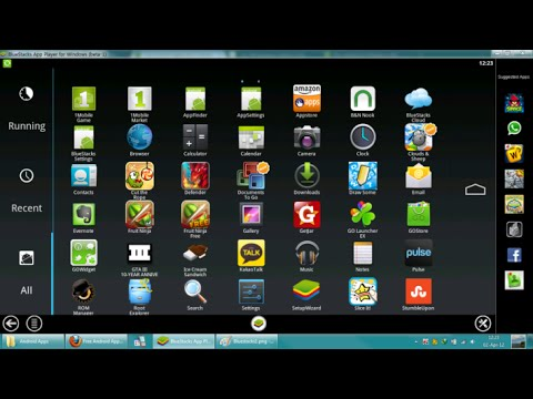 [SOLVED] : How to run all android OS and Apps on PC ? Bluestacks - 1080p | $$007