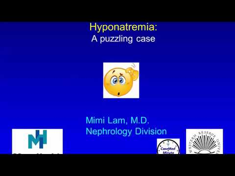 Hyponatremia: A Puzzling Case