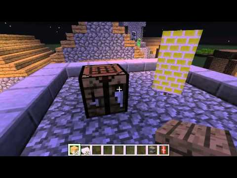 How to Make a Shield in Minecraft