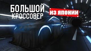 ЯПОНСКАЯ АЛЬТЕРНАТИВА Bmw X5 И Mercedes Ml!