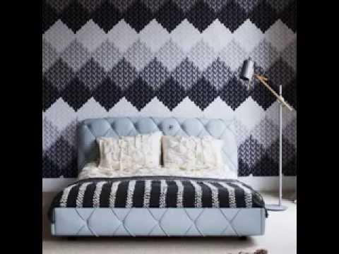Modern room wallpaper design ideas