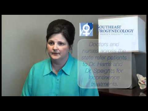 Patient Testimonial: Urinary stress incontinence treatment