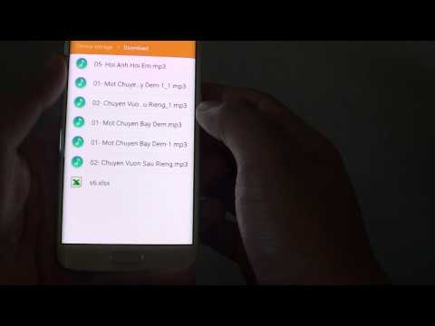Samsung Galaxy S6 Edge: How to Customize MP3 Ringtone For Text Messaging Notification