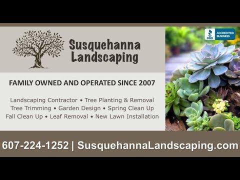 Susquehanna Landscaping | Oneonta NY Landsacpe Contractors