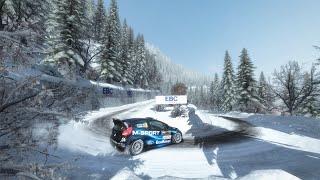 DiRT Rally - World Record Vallee Descendante - Fiesta WRC