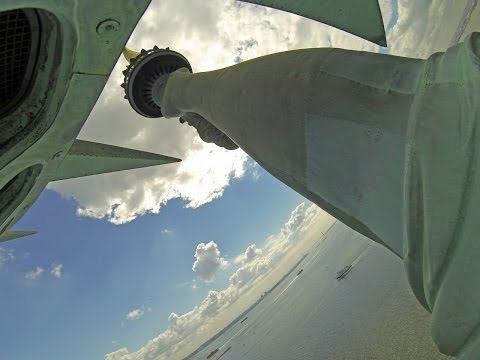 GoPro: Statue of Liberty Crown