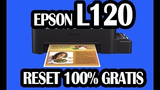 Epson L120 Reset Free Key Step By Step Guide