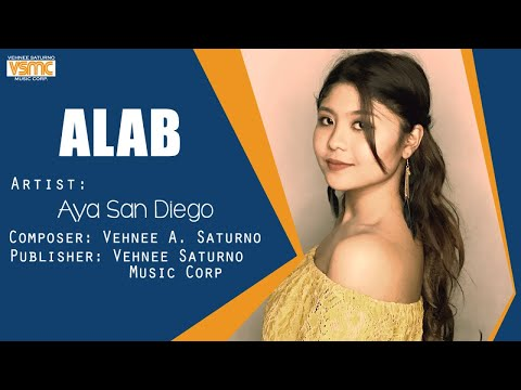 Aya San Diego - Alab (Official Lyric Video)