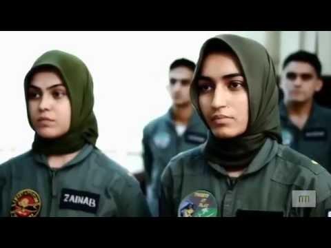 Watan Ki Beti - Pakistan Army Song 2015 full hd