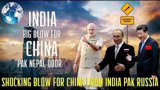 Shocking Big Blow for China from India Pakistan Nepal Sri Lanka