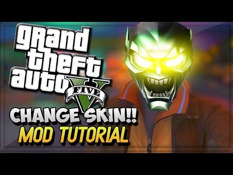 GTA 5 INSANE MODS!! Play As Aliens, Zombies & 700+ More! (GTA 5 & GTA V Gameplay Tutorial)