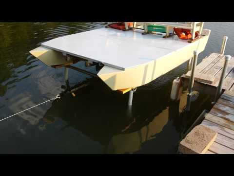 Boat Lift DIY Part Two