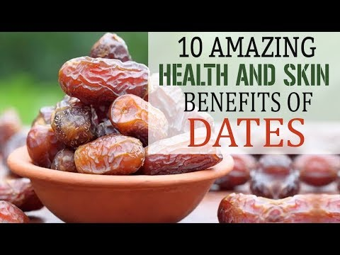 If You Eat 3 Dates Everyday For 1 Week This Is What Happens To Your Health And Skin